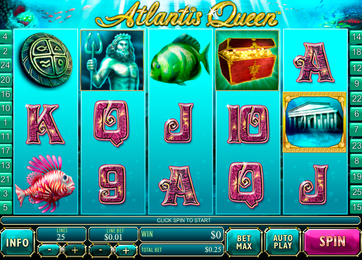 Spiele Sky Queen - Video Slots Online