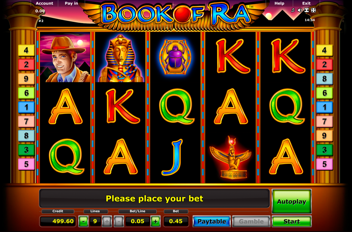Book Of Ra Online Echtgeld Paysafe