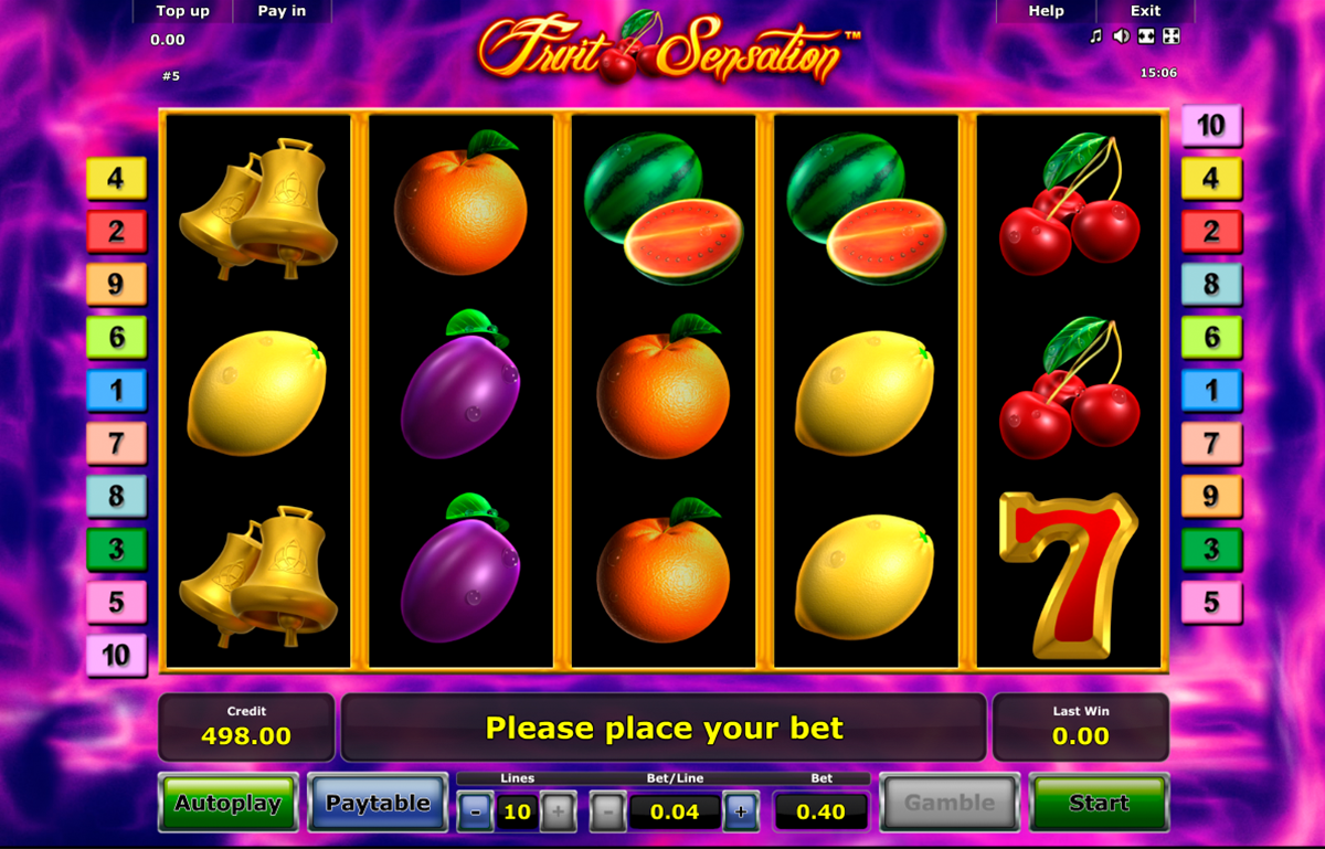 Spiele Rockin Fruits - Video Slots Online