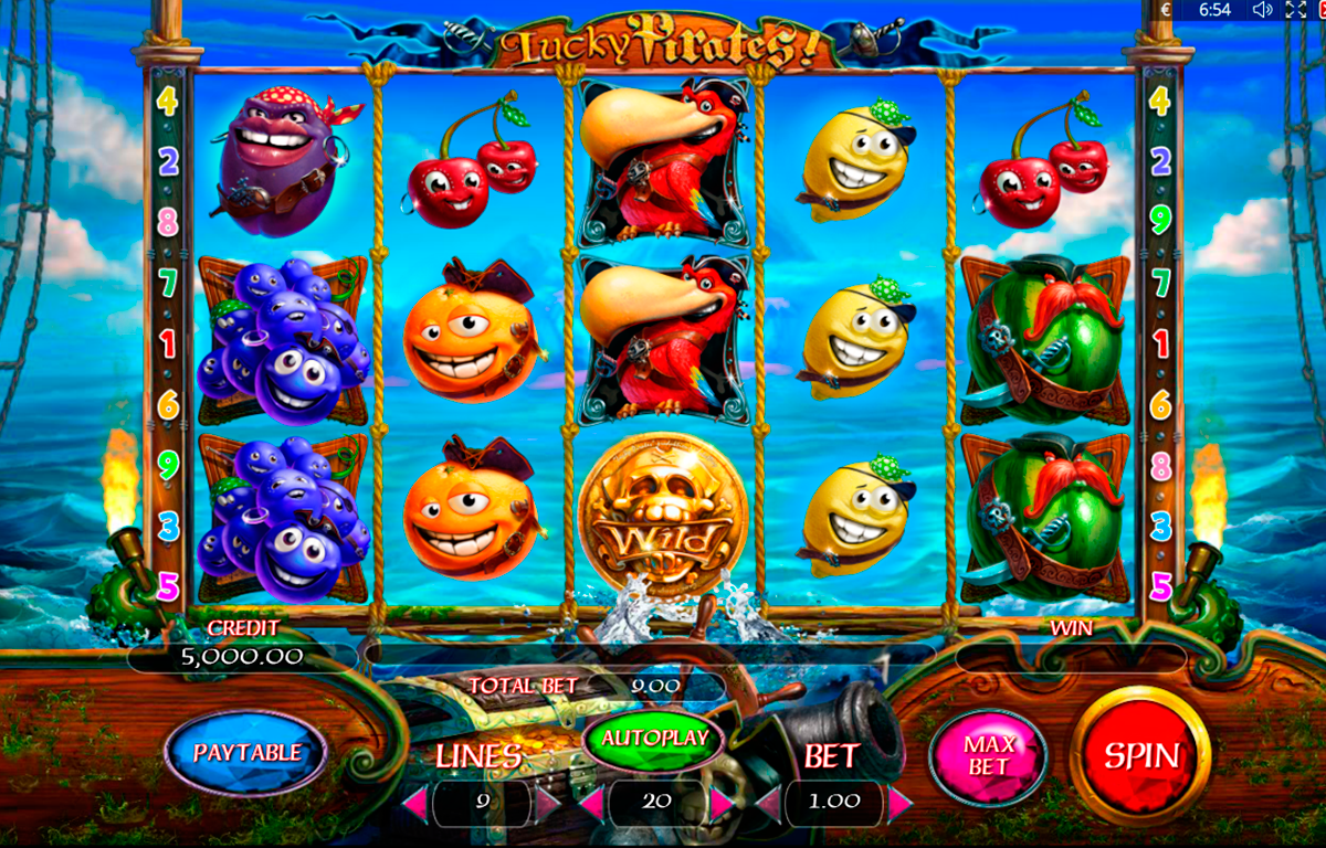 Spiele Ice Pirates - Video Slots Online