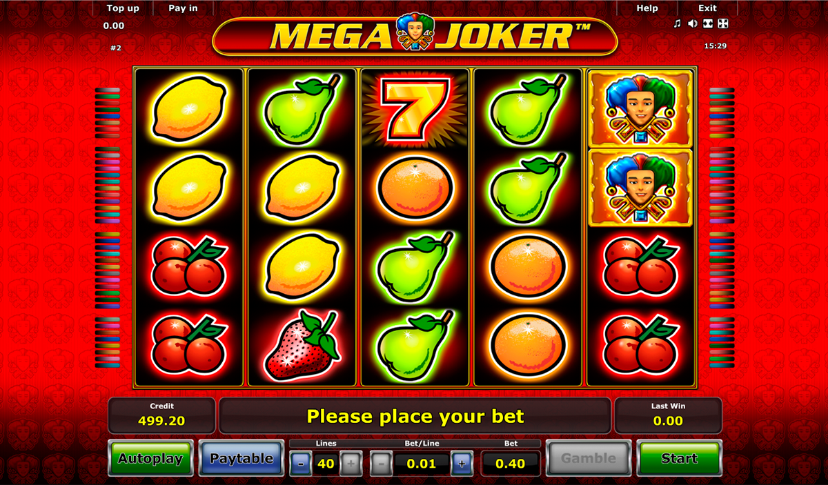 Spiele Mega Chance - Video Slots Online