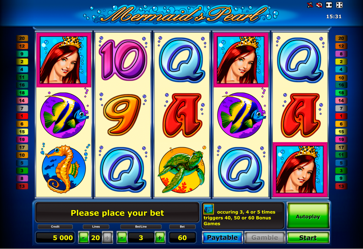 Spiele Mermaids Galore - Video Slots Online